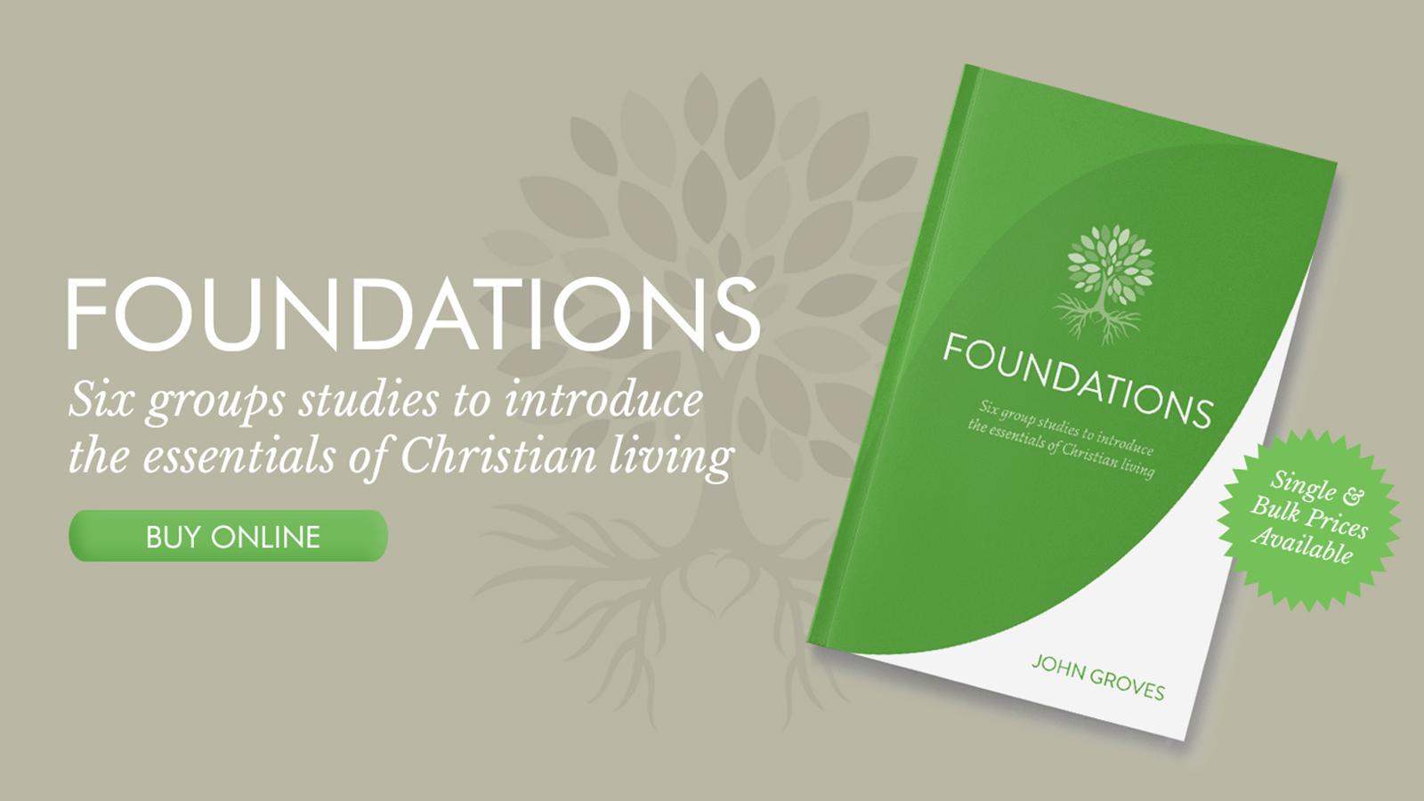 Foundations Book & Videos | John Groves